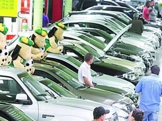 Financiamentos envolvem  veículos tanto novos quanto usados