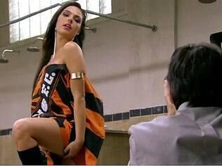 Suelen é sem sombra de dúvidas a periguete mais sexy da televisão brasileira neste momento