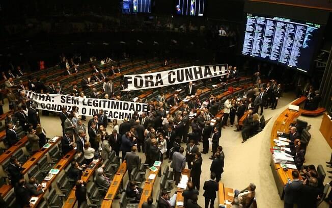 POLÍTICA: Conselho de Ética da Câmara tenta derrubar nova manobra de Cunha