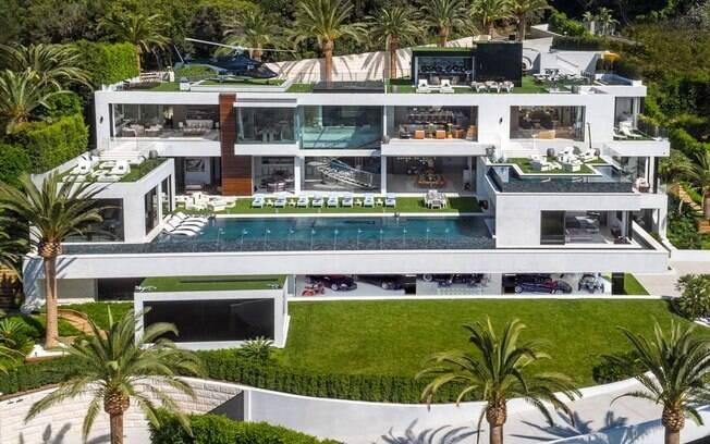 Quer comprar a mansão mais cara dos EUA? Custa quase R$ 800 milhões