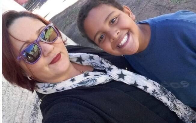 Mãe tentou salvar o filho de ex