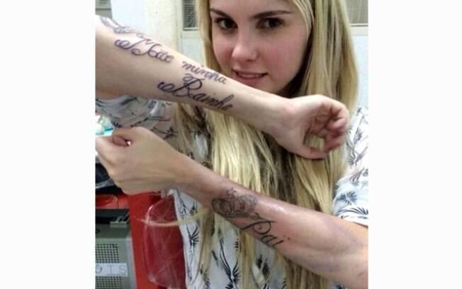 Famosos que se arrependeram das tatuagens