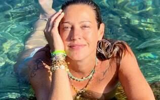 """Luana Piovani rebate mulher que a criticou por dizer que é """"rica"""": """"Burra"""""""