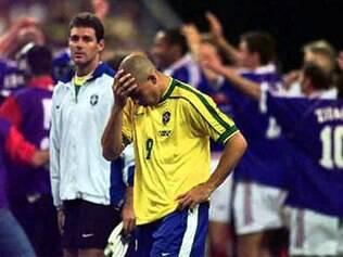 Ronaldo perde Copa após passar mal