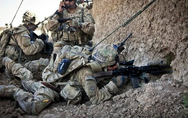 Os soldados dos EUA serão retirados da região em até 14 meses