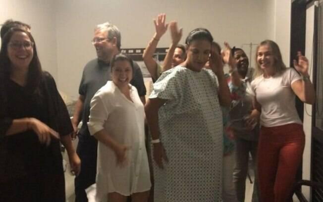 Ivete Sangalo dá à luz na sábado de carnaval