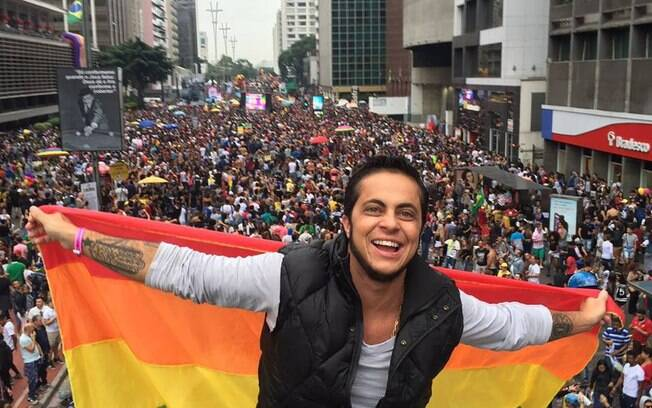 Thammy Miranda considera importante que pessoas LGBT ocupem todos os partidos, mesmo os mais conservadores