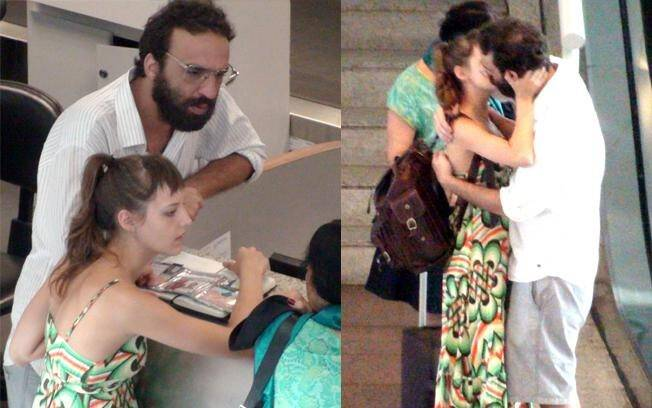 14 ANOS: Marcelo Camelo (35 anos) e Mallu Magalhães (20 anos). Foto: Ag News