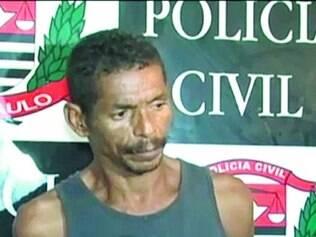 Bárbaro. O eletricista Valmir Barbosa, que está preso, confessou ter agredido Fabiane com um pau