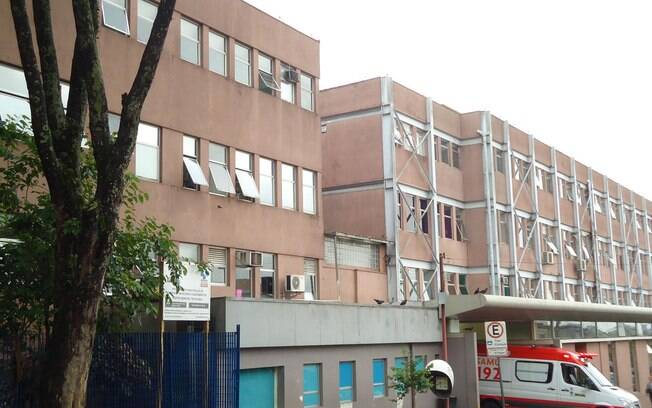 Hospital Tibe Setúbal, na zona leste de São Paulo