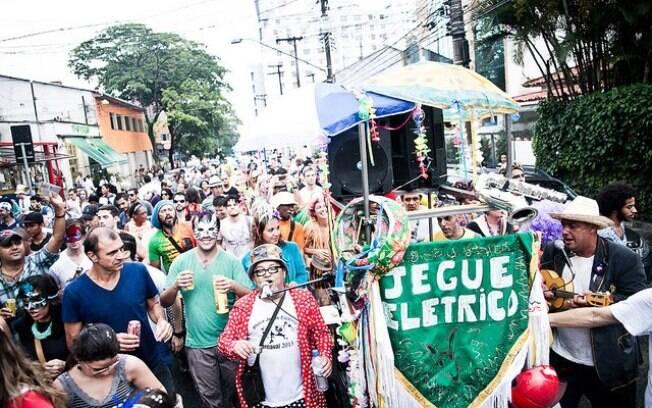 Jegue Elétrico resgata marchinhas de carnaval