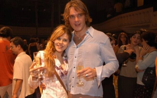 Bárbara Paz e Dalton Vigh namoraram entre 2003 e 2006, logo depois de a atriz ter namorado o cantor Supla