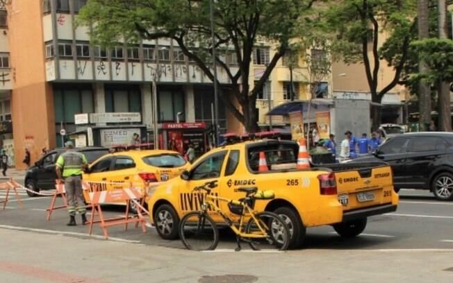 Agente da Emdec tem bicicleta furtada prximo da Rodoviria