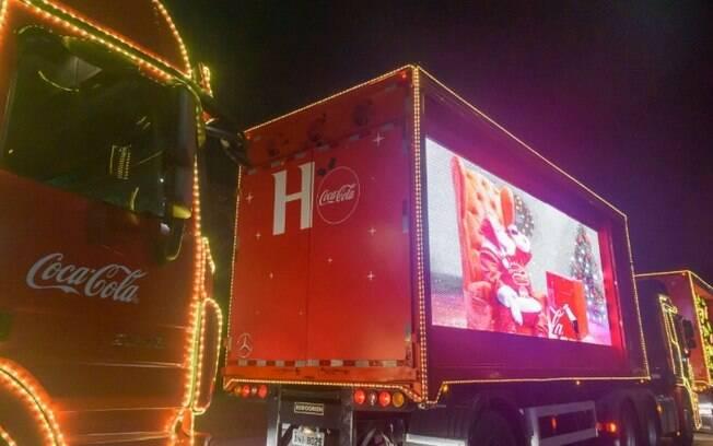 É hoje! Caravana Iluminada de Natal passa por Campinas