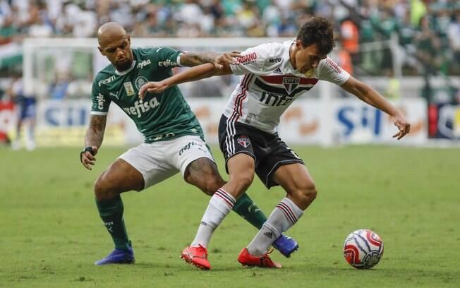 O Palmeiras é um dos times que não fechou acordo com a Rede Globo e terá seus jogos transmitidos na TNT