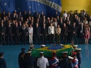 Restos mortais de Jango foram exumados e recebidos com honras de Chefe de Estado, em Brasília, no ano de 2013
