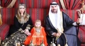 Foto de Eduardo Bolsonaro como sheik em Dubai custou R$ 955