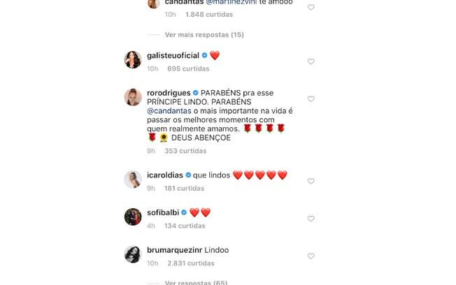 Bruna Marquezine responde post de ex de Neymar