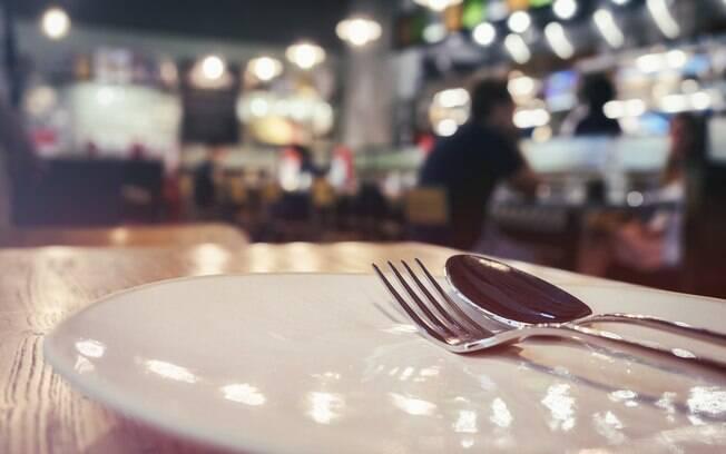 restaurantes podem ter de oferecer comanda individual