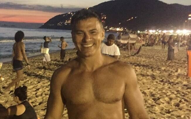 O ator Leonardo Vieira foi criticado nas redes sociais por sua orientação sexual