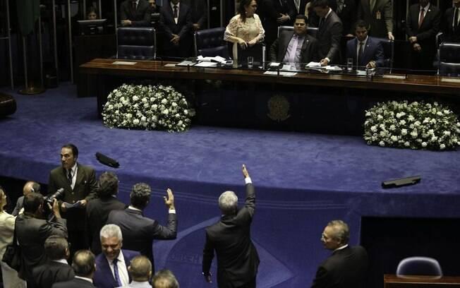 Votação para escolher o presidente do Senado será secreta, decide Dias Toffoli
