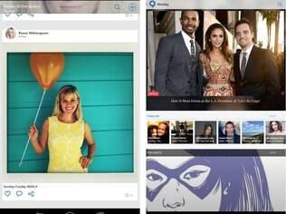 WhoSay reúne atualizações de celebridades. Grátis para Android e iOS