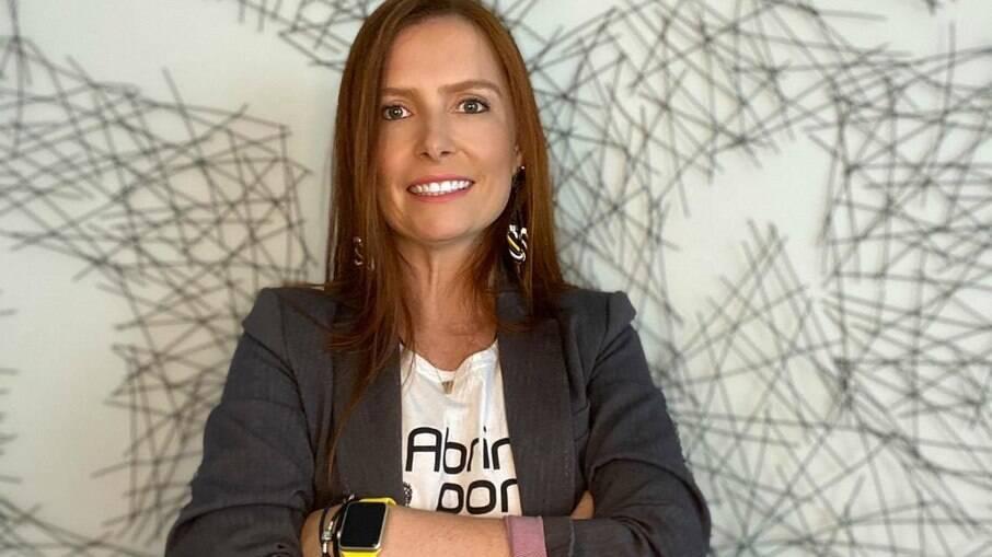 Vivian Castanheda é gestora de pessoas, mentora e palestrante