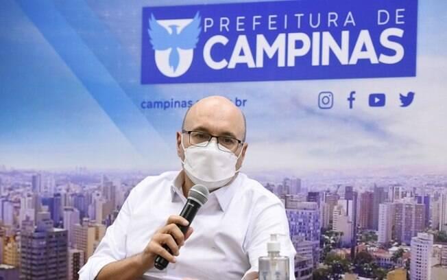 Dário faz nova live hoje sobre medidas de combate à pandemia