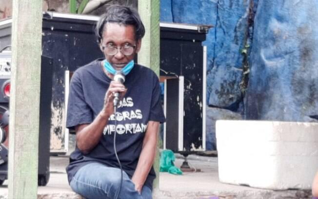 'Queremos respeito', diz Zilda, mãe de uma das vítimas da chacina