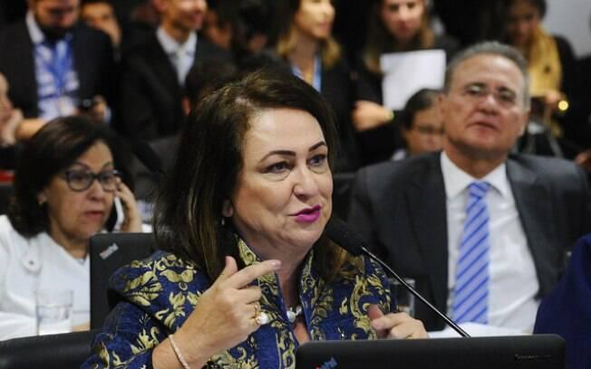 Ex-ministra de Dilma, senadora Kátia Abreu (TO) deve ser nomeada candidata a vice de Ciro Gomes amanhã