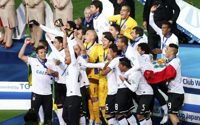 Corinthians vence Chelsea. Jogo garante bons números para Globo e Band