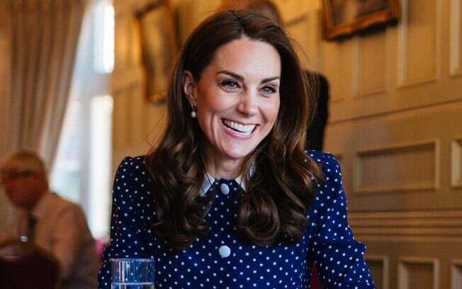 A duquesa de Cambridge, Kate Middleton, é capricorniana do dia 9 de janeiro