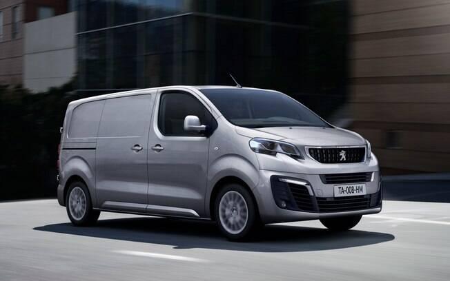 Tanto o Peugeot Expert quanto o Citroën Jumpy serão montados no Uruguai e enviados para Argentina e Brasil