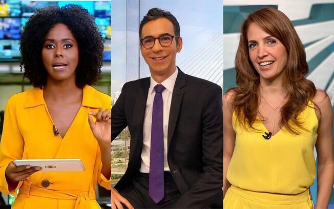 Globo fará dança das cadeiras na área do Jornalismo