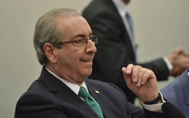 Deputado e presidente afastado da Câmara, Eduardo Cunha (PMDB-RJ), é investigado na Lava Jato