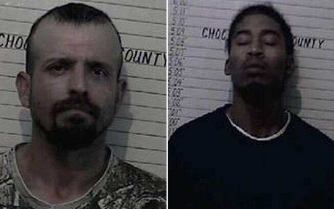 Os dois decidiram fugir da cadeia para fumar maconha e visitar as namoradas, porém, depois resolveram voltar à prisão