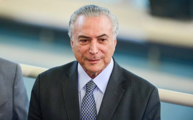 Agenda de Michel Temer inclui declaração à imprensa e sobrevoo no estado do Rio de Janeiro