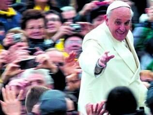 """Francisco foi eleito a """"Pessoa do Ano"""" pela revista """"Time"""""""