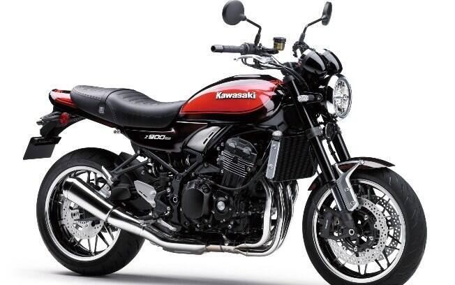 Kawasaki Z900 RS: Releitura da primeira de todas as Z, a Z1, vem com atributos modernos
