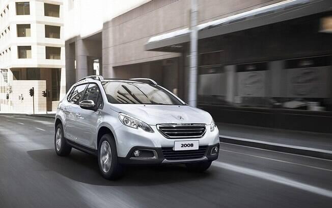 Tanto o Peugeot 208 quanto o 2008 receberão câmbio automático de seis marchas, mas apenas para o motor 1.6