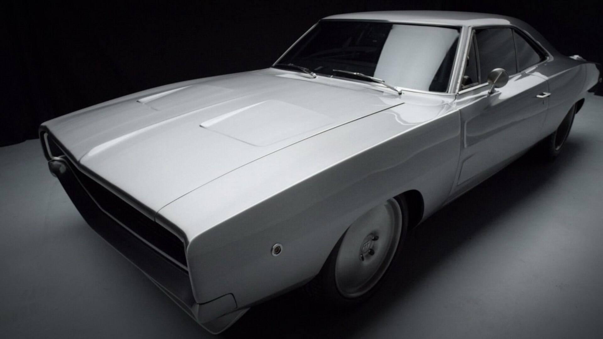 Dodge Charger De Toretto De Velozes E Furiosos 7 Vai A Leilao