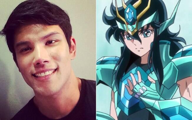 """Akira dublou Shiryu de Dragão em """"Cavaleiros do Zodíaco: Série Ômega"""" e Leonardo em """"Teenage Mutant Ninja"""""""