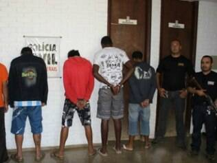 Os presos já eram investigados pela Polícia Civil e foram presos em cumprimento de mandados