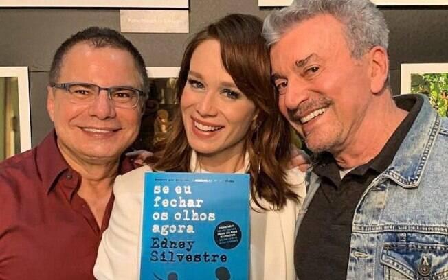 Romance de Edney Silvestre foi a inspiração para a nova minissérie da Globo