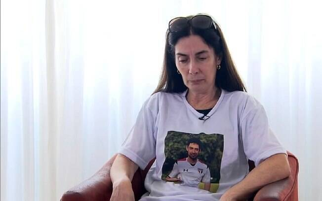 Eliana Corrêa, mãe de Daniel pediu justiça: