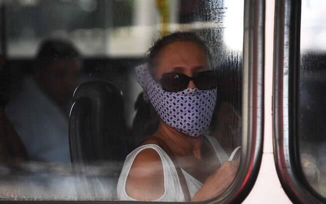 Campinas deve começar a multar pessoas sem máscara.