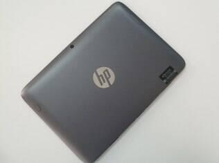 SlateBook x2 tem acabamento em plástico fosco