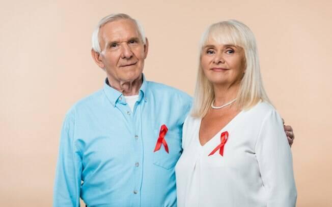 HIV em idosos