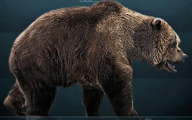 Animal habitou a Europa na Idade do Gelo