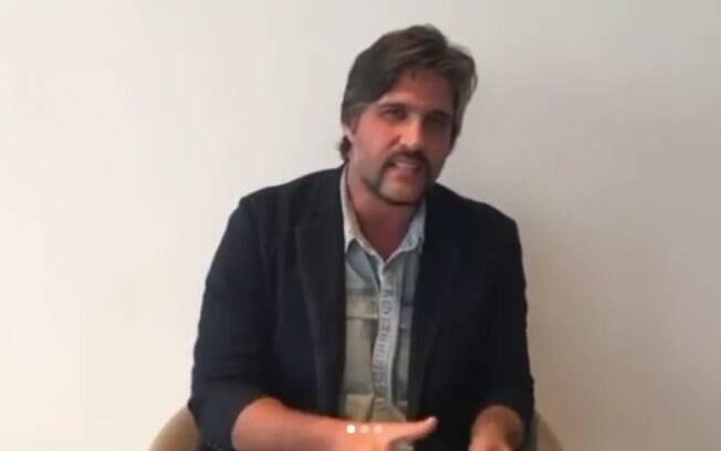 Leo Chaves, da dupla Victor e Leo, publicou vídeos a respeito da greve em seu instagram